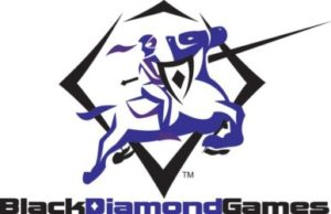 Black Diamond Games logo